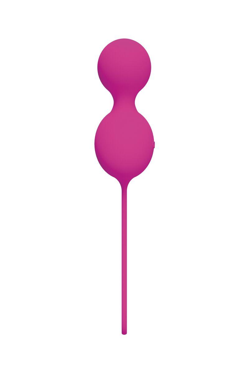 Розовые вагинальные шарики